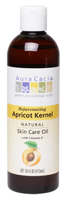 Apricot Kernel Pure Skin Care Oil, 473 ml