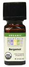 Bergamot Organic Essential Oil, 7.4 ml