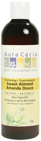 Sweet Almond Pure Skin Care Oil, 473 ml