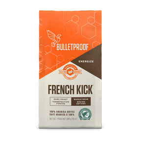 French Kick Whole Bean, 340 g