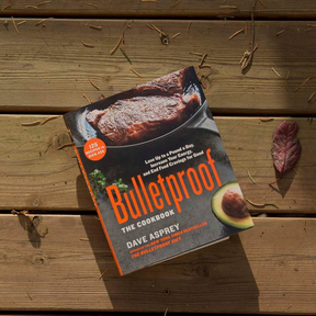 Bulletproof The Cookbook, 1 book