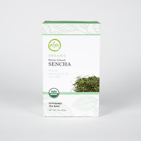 Org Matcha Infused Sencha Tea 30g, 30g