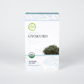 Org Gyokuro Tea Bag Box 30g, 30g