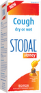 Stodal Adults Hny Cough Syrup, 200ml