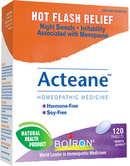 Acteane - Hot Flash Relief, 120 tabs