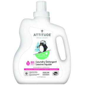 Laundry Det. Fragrance Free (80), 2 L