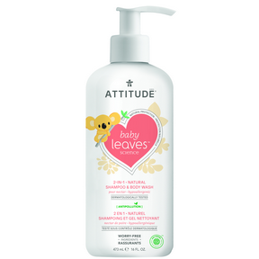 2in1 Shampoo Pear Nectar, 473 ml