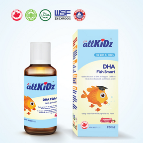 DHA Fish Smart, 90mL