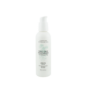 Unscented Face Moisturizer, 120 ml