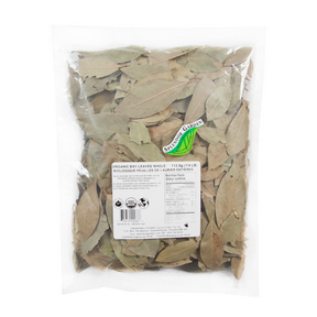 Organic Bay Leaves  Whole, 113.5g