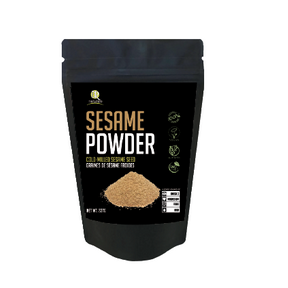 Sesame Seed Ground, Raw, 227g