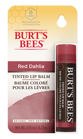 BB Tinted LB Carded Red Dahlia, 3x4.25g