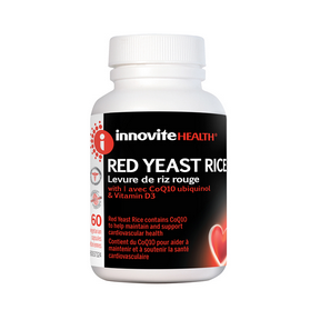 Red Yeast Rice 300mg, 60 v-caps