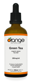 Green Tea Tincture, 100 ml