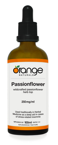 Passionflower Tincture, 100 ml