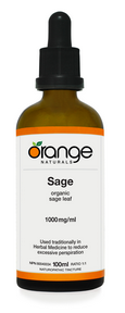 Sage Tincture, 100 ml
