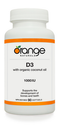 D3 Softgels, 90 softgels