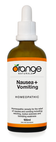 Nausea+Vomiting Homeopathic, 100 ml
