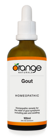 Gout Homeopathic, 100 ml