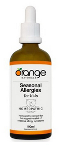 Seasonal Allergies (Kids) Homeo, 100 ml
