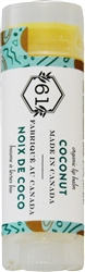 Coconut Lip Balm, 24x4.3g