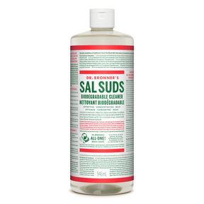 Sal Suds Biodegradable Cleaner, 32oz / 946ml