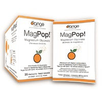 MagPop! Effervescent Drink, 35 packets/box