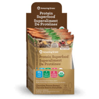 Protein Superfood Chocolate Peanut, 10x43g
