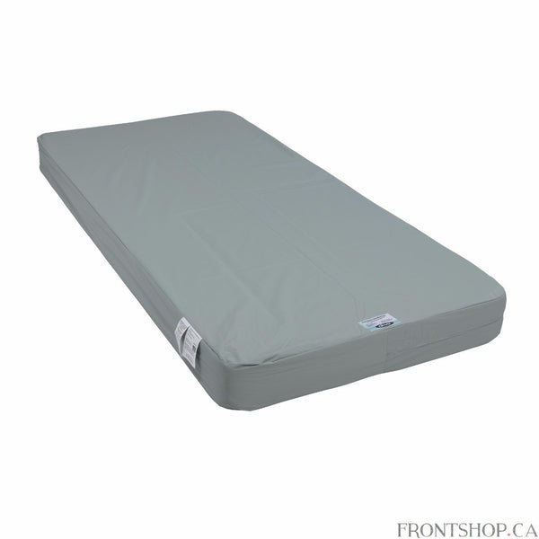 The cellulose fiber mattress from Drive Medical offers superior comfort in a homecare mattress that is non-allergenic and fluid proof, as well as antibacterial and antifungal, ensuring a good night's sleep.