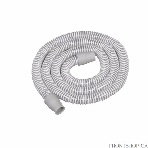 This universal and durable 6' CPAP Tube from Drive Medical provides a solution to your old, worn out CPAP tubing. This replacement CPAP tubing comes standard with universal 22mm connectors on both ends allowing it to fit all CPAP Masks and Sleep Therapy Machines.  The flexibility of this tubing allows you easily move around without causing a mask leak which will ensure proper sleep therapy.
