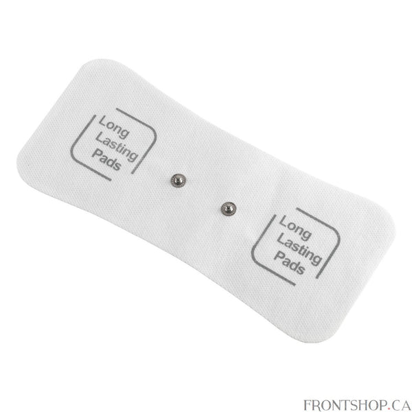This Large Pre-Gelled Electrode is for use with the Drive Medical PainAway TENS Unit (Sold Separately). The large size is designed to provide coverage over a large area of the user's back. Package includes one electrode.