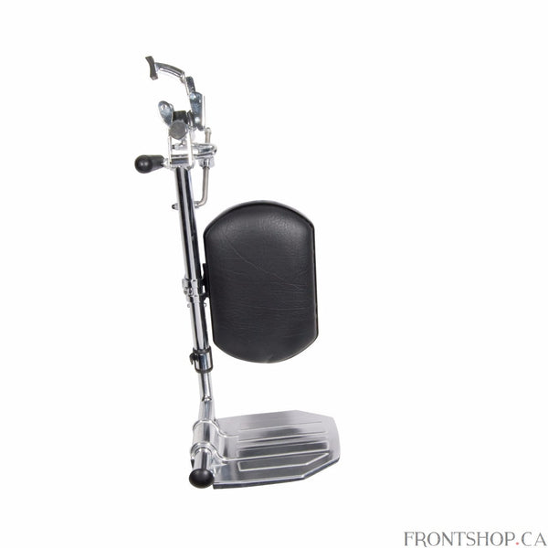 These Elevating Legrests will only fit Drive Medical Bariatric Sentra Wheelchairs. They are for use with Sentra EC (STD20EC with Dual Cross Bar thru STD24EC Series), Bariatric Sentra Extra Heavy Duty (STD20 thru STD24 Series) and Sentra Reclining (STD14RB thru STD22RB Series) Wheelchairs.
