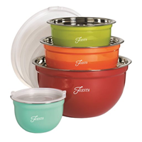 Fiesta 8pc Mixing Bowl Set