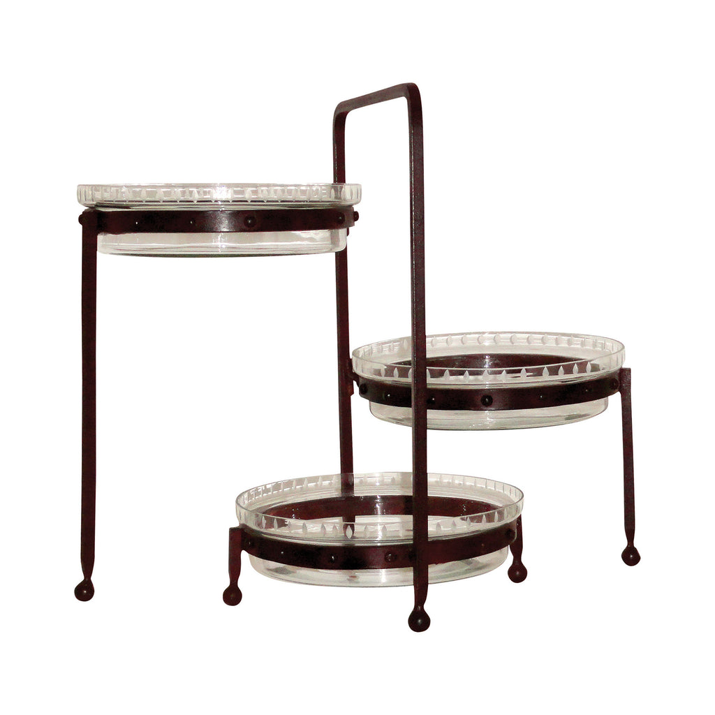 3 Tier Buffet Server