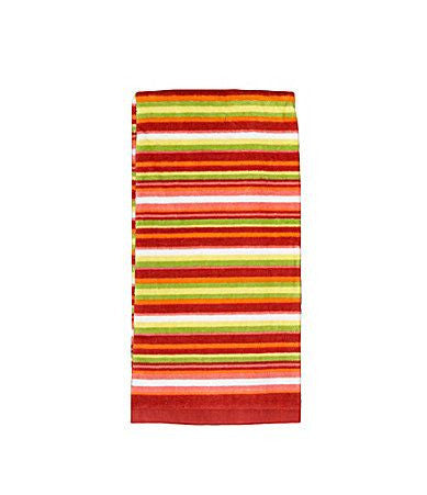 Fiesta Horizontal Stripe Towels