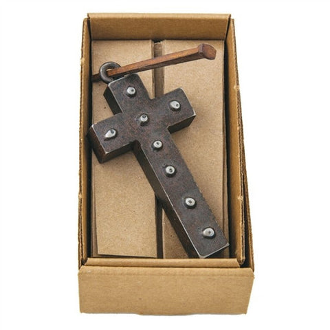 House Blessing Cross w/Nail