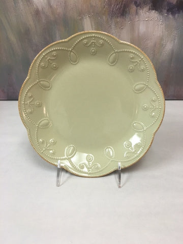 Lenox French Perle Green Salad Plate