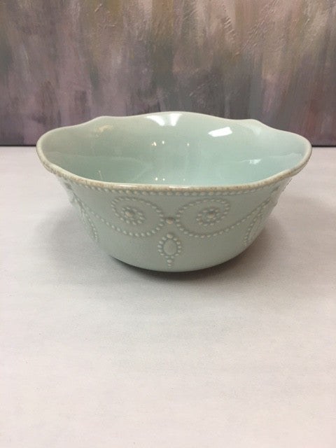 Lenox French Perle Blue Cereal Bowl