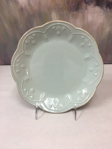 Lenox French Perle Blue Salad Plate