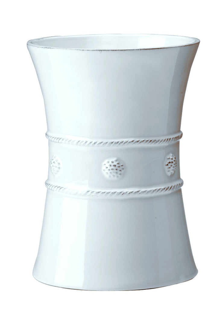 Juliska Berry & Thread Whitewash Utensil Crock