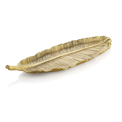 Michael Aram Banana Leaf Large Platter