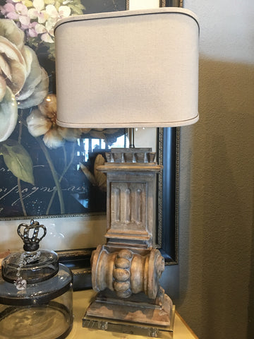 Loft Table Lamp