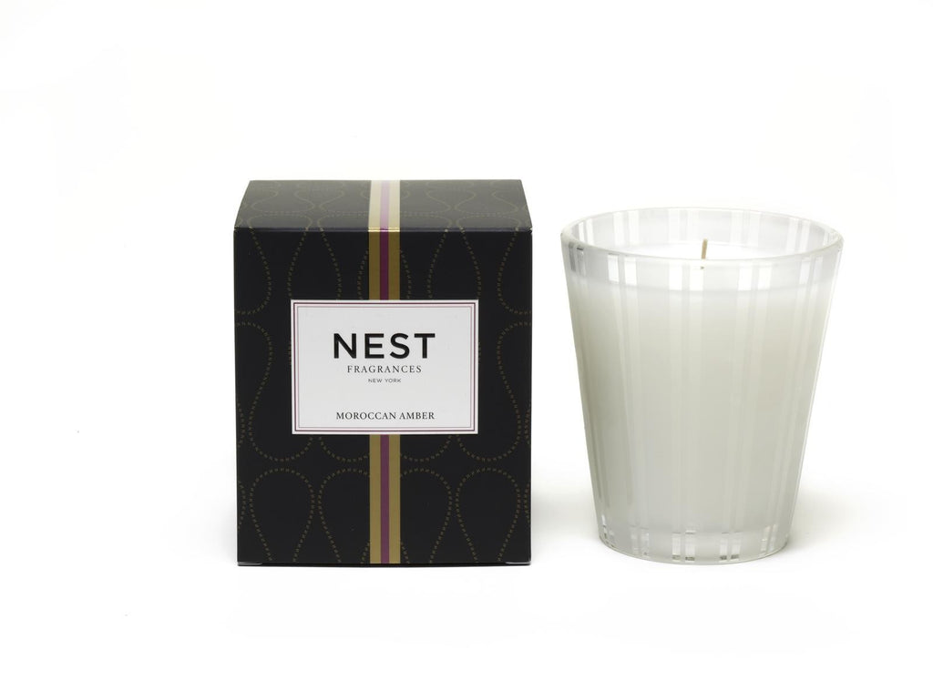 NEST Moroccan Amber Candle