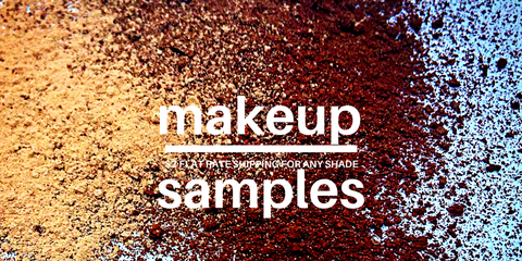 Dirty Beauty mineral makeup sample