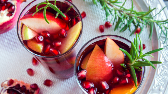 Recipe: Fall Sangria