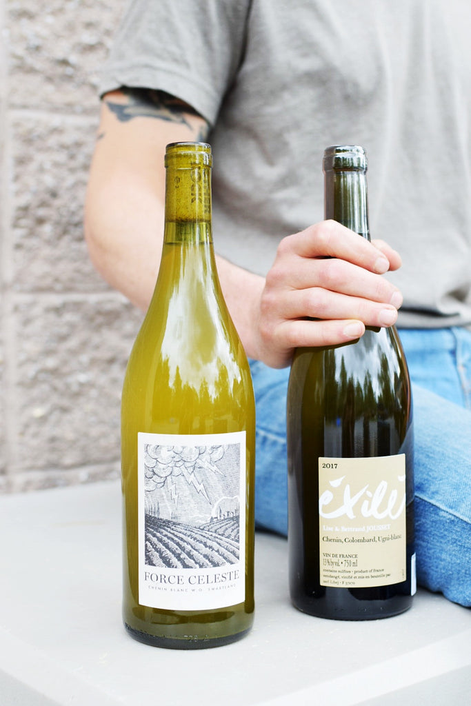 Wine Wednesdays with Adam: Trendy Natural Wines