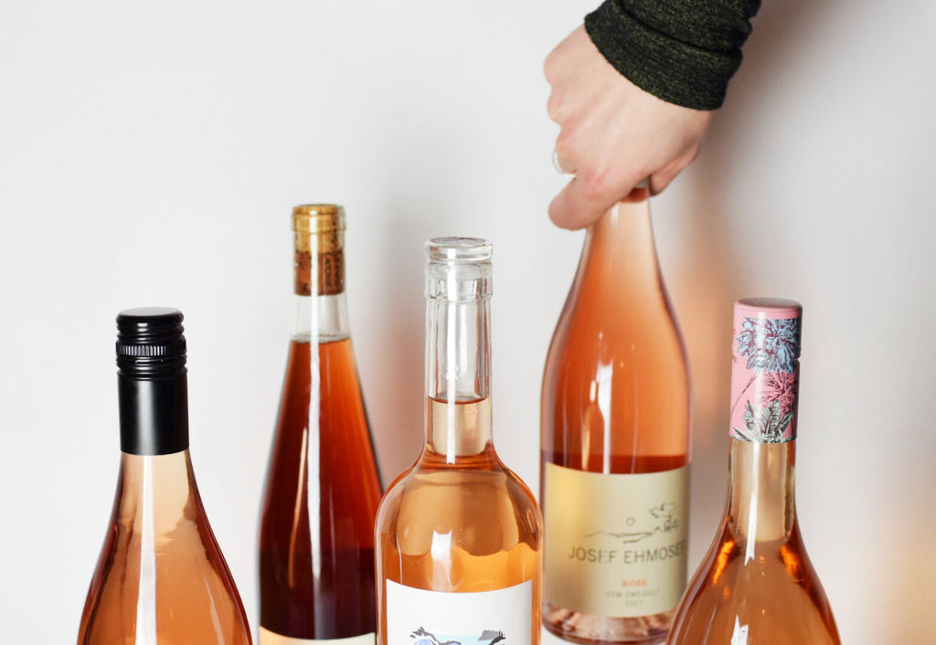Rosé All Day: Our Favorite Warm Weather Wines