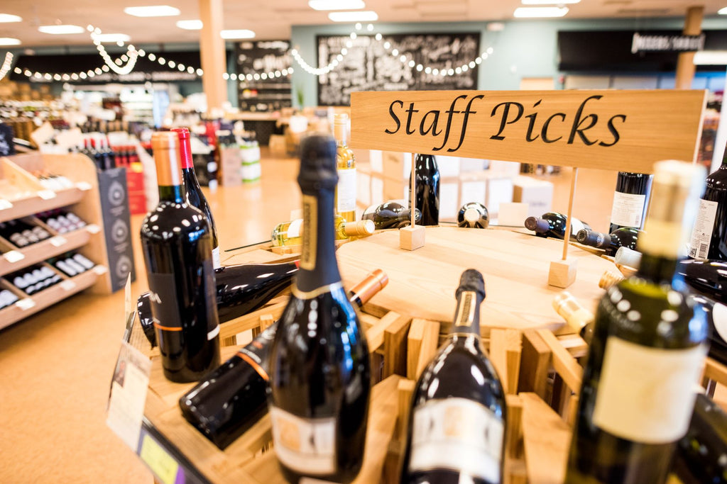 Staff Picks: Wines We Love