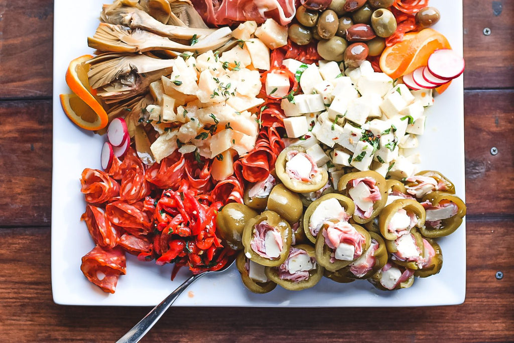 Up Your Game Day Snack Spread