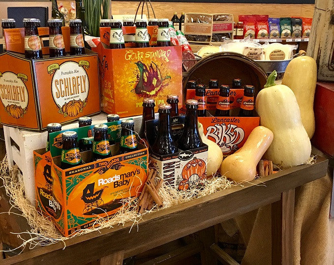 The Great Pumpkin Race: Fall Beers To Try [2016 Edition]